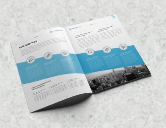 Kurumsal Katalog Tasarım Servisi