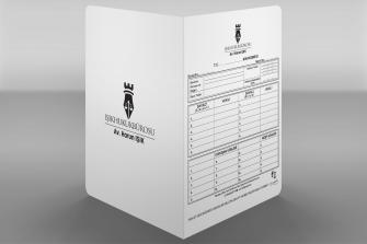Mahkeme Dosyası sipariş