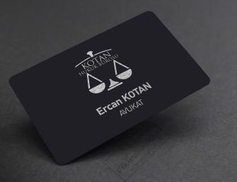 Avukat Kartvizit Modelleri