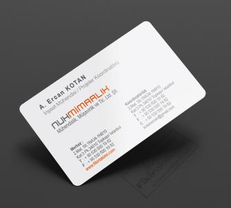 mimar kartvizitleri, architects, mimarlık büroları kurumsal kartvizitler