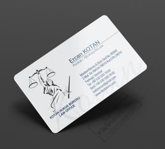 Avukatlara özel kartvizit