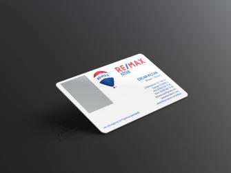 remax ticari kart, remax ticari kartvizit, Ticari Kartvizit, Lüks Konut Uzmanı
