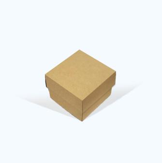 5x5x3 Kraft Kutu_Karton Kutu