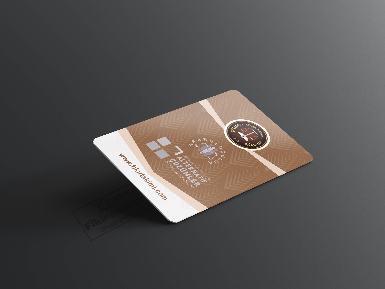 Arabulucu kartvizit