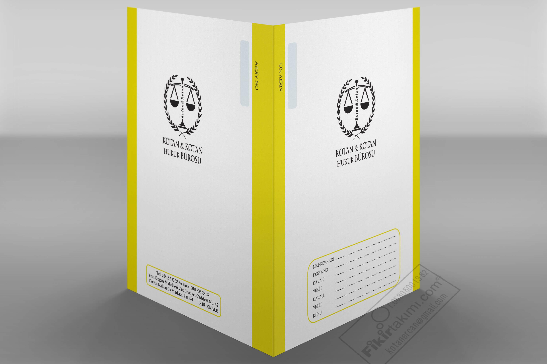 Mahkeme Dosya Sipariş