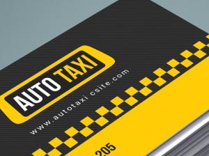 Taksi, Taksici Kartvizit, Taksi Durakları için kartvizit (500 adet)