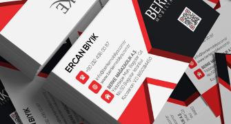 Mobilyacı kartvizit Örnekleri (500 adet)