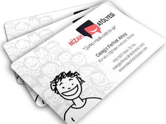 İşinizi yansıtan kurumunuza özel kartvizitler (500 adet)