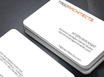 mimar kartvizitleri, architects, mimarlık büroları kurumsal kartvizitler (500 adet)