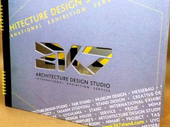 Katalog Tasarım & Baskı (500 adet)
