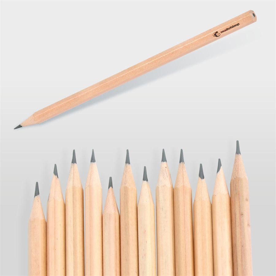 Köşeli Kurşun Kalem