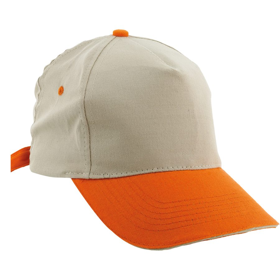 Sandviç Siperli Şapka