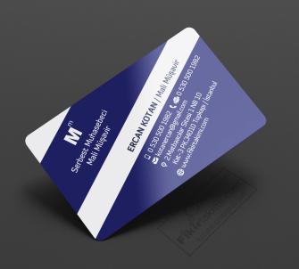 Sıradışı  Serbest Muhasebeci, Mali müşavir kartvizit örnekleri