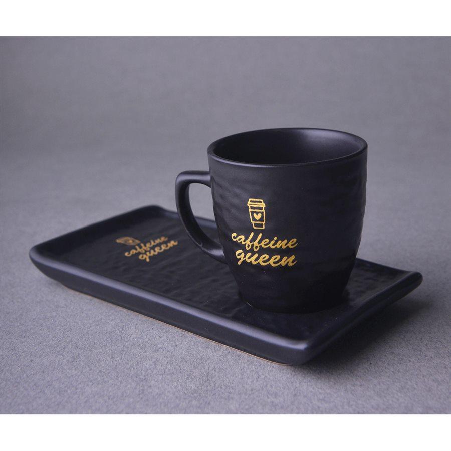 Seramik Kahve Seti