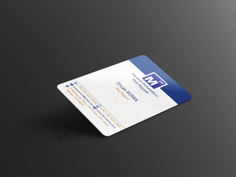 smm kartvizit tasarımları