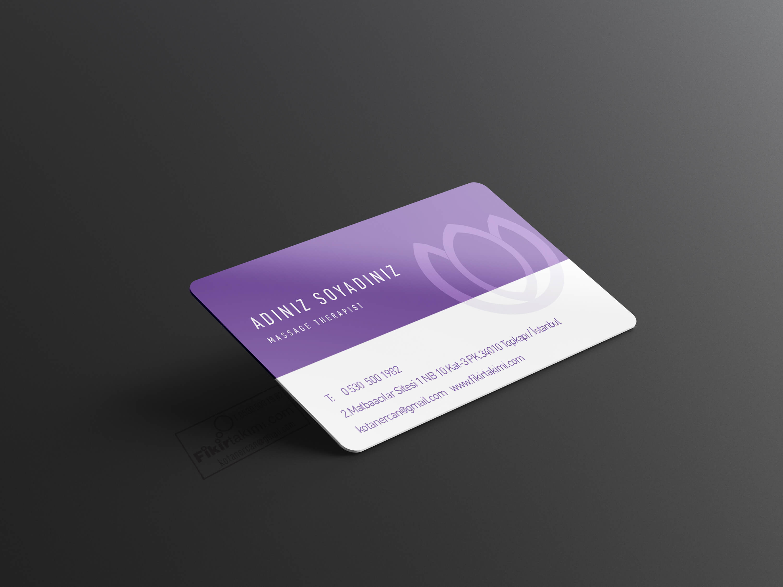 Masaj, Fizyo Terapist Kartvizit Modelleri