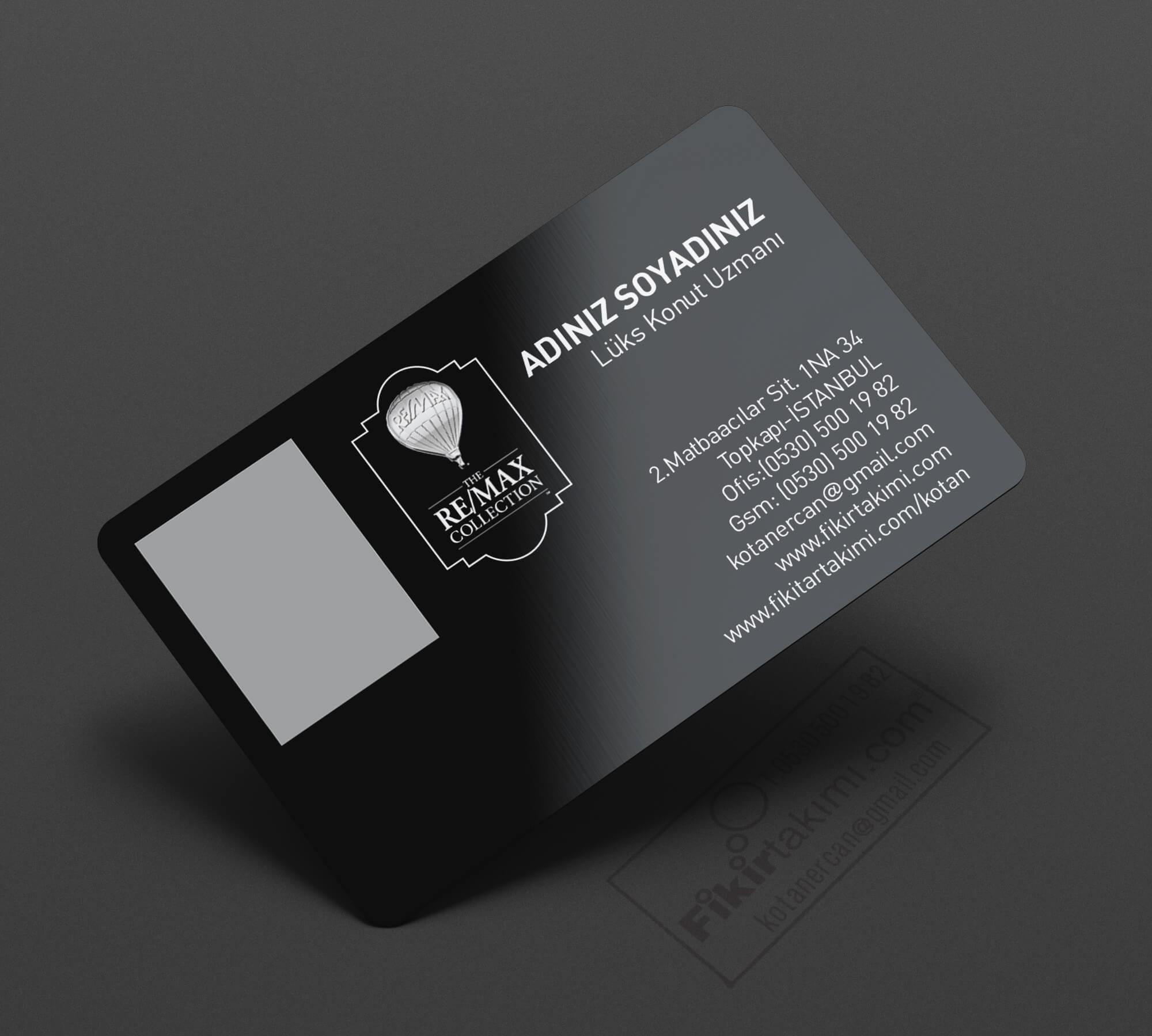 remax ticari kart, remax ticari kartvizit, Ticari Kartvizit, Lüks Konut Uzmanı kartvizit